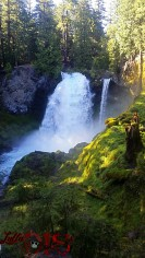 Sahalie Falls (OR)